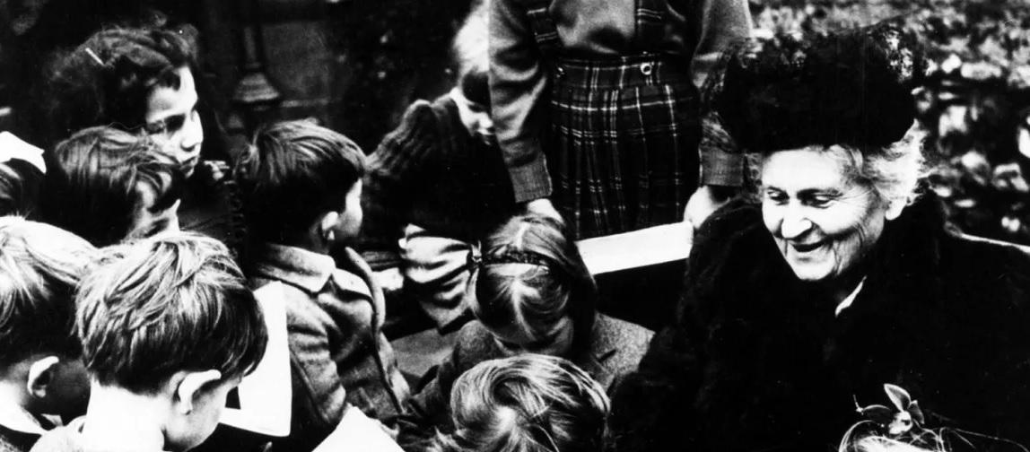 A pedagogia de Maria Montessori