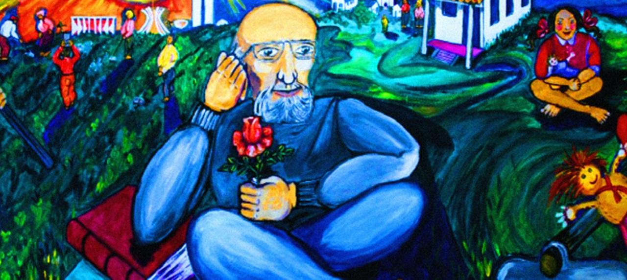 Um século de Paulo Freire